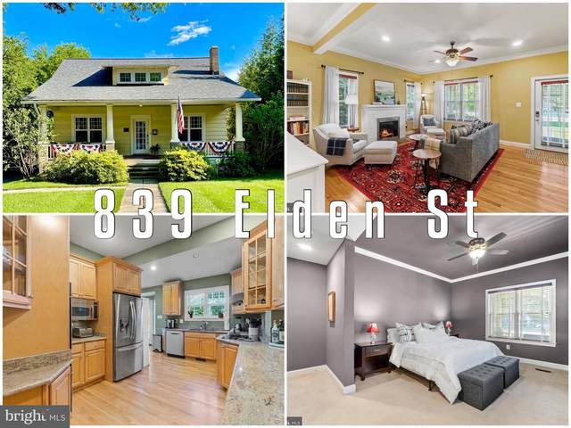 839 Elden St, HERNDON, VA 20170 (#VAFX2002248) :: Sunrise Home Sales Team of Mackintosh Inc Realtors
