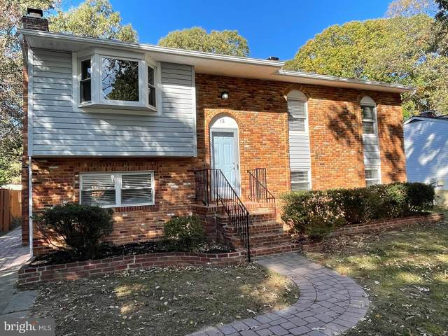 12 Holly Road, SEVERNA PARK, MD 21146 (#MDAA2000777) :: The Riffle Group of Keller Williams Select Realtors