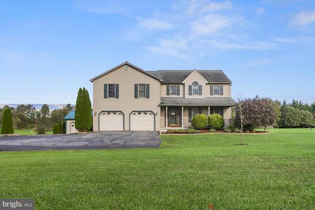 3000 Middle Ridge Road, NEWPORT, PA 17074 (#PAPY2000055) :: Ramus Realty Group