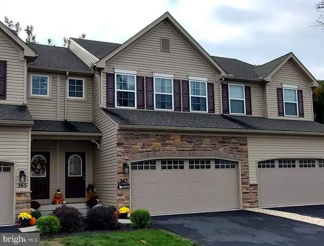 363 Weatherstone Drive, NEW CUMBERLAND, PA 17070 (#PAYK2000667) :: McClain-Williamson Realty, LLC.