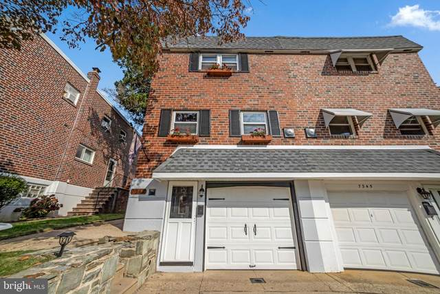 7347 Valley Avenue, PHILADELPHIA, PA 19128 (#PAPH2003101) :: Tom Toole Sales Group at RE/MAX Main Line