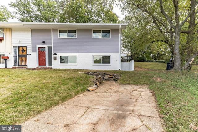 917 Booker, CAPITOL HEIGHTS, MD 20743 (#MDPG2001293) :: The Mike Coleman Team