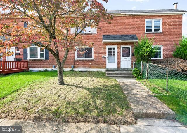 702 S Penn Street, WEST CHESTER, PA 19382 (#PACT2000609) :: Tom Toole Sales Group at RE/MAX Main Line