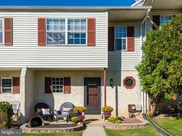 232 Carlyn Court, DOWNINGTOWN, PA 19335 (#PACT2000611) :: McClain-Williamson Realty, LLC.