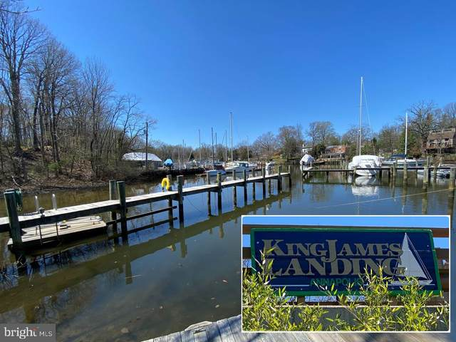 930 King James Landing Road, ANNAPOLIS, MD 21403 (#MDAA2000807) :: New Home Team of Maryland