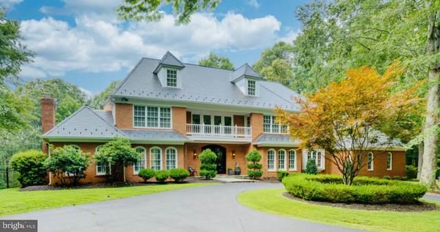 12800 Wyckland Drive, CLIFTON, VA 20124 (#VAFX2002444) :: Boyle & Kahoe Real Estate