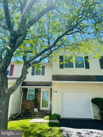 214 Red Haven Drive, NORTH WALES, PA 19454 (#PAMC2001308) :: Linda Dale Real Estate Experts