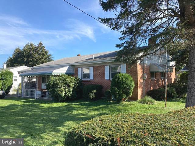 303 N 39TH Street, HARRISBURG, PA 17109 (#PADA2000379) :: The Heather Neidlinger Team With Berkshire Hathaway HomeServices Homesale Realty