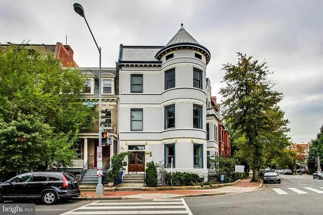 1120 Rhode Island Avenue NW #4, WASHINGTON, DC 20005 (#DCDC2001695) :: Crossman & Co. Real Estate