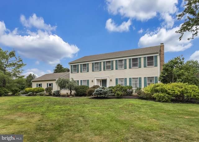 5 Adams Drive, CRANBURY, NJ 08512 (#NJMX2000076) :: Rowack Real Estate Team
