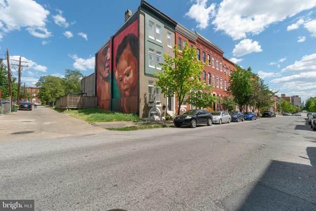 1719 N Calvert Street, BALTIMORE, MD 21202 (#MDBA2001510) :: Century 21 Dale Realty Co