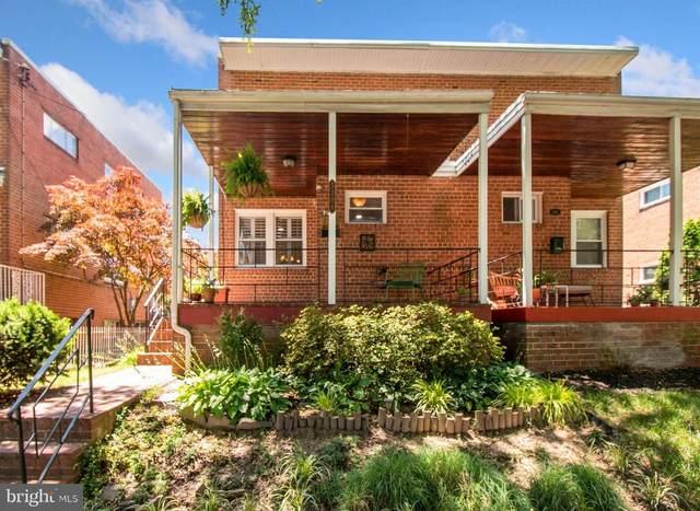 5208 12TH Street NE, WASHINGTON, DC 20011 (#DCDC2001804) :: Sunrise Home Sales Team of Mackintosh Inc Realtors