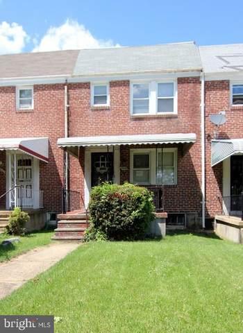 2828 W Garrison Avenue, BALTIMORE, MD 21215 (#MDBA2001610) :: Arlington Realty, Inc.