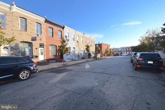 3304 Leverton Avenue, BALTIMORE, MD 21224 (#MDBA2001638) :: Eng Garcia Properties, LLC