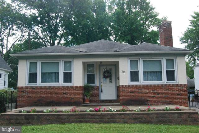 318 W Providence Road, ALDAN, PA 19018 (#PADE2001088) :: Shamrock Realty Group, Inc