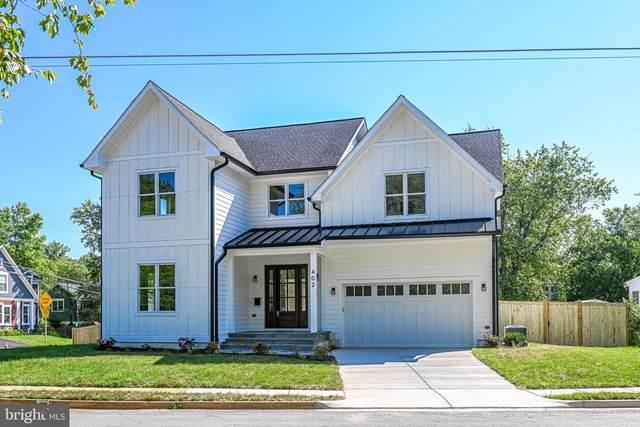 402 Kingsley Road SW, VIENNA, VA 22180 (#VAFX2003454) :: Debbie Dogrul Associates - Long and Foster Real Estate
