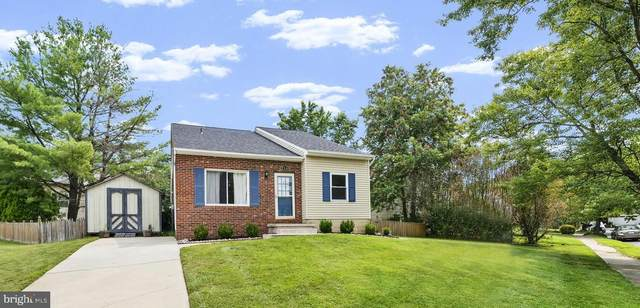 2310 Fairhaven Lane, CROFTON, MD 21114 (#MDAA2001464) :: Sunrise Home Sales Team of Mackintosh Inc Realtors