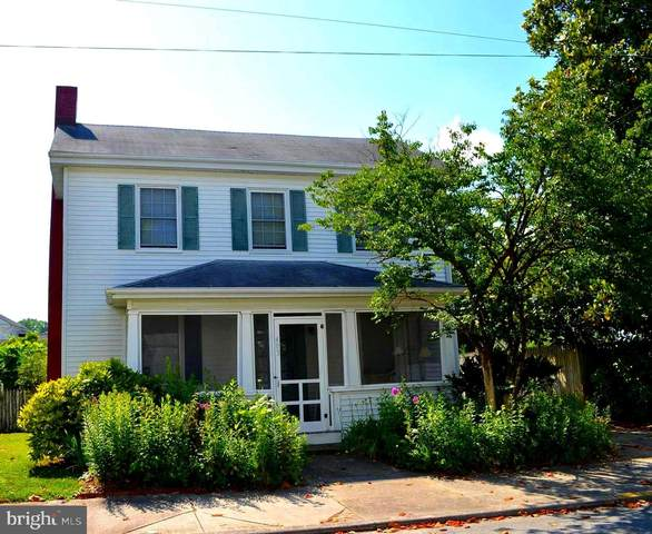 403 2ND Street, POCOMOKE CITY, MD 21851 (#MDWO2000318) :: Eng Garcia Properties, LLC