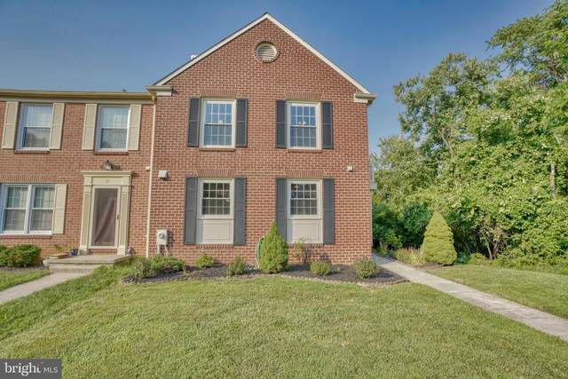 14 Donagh Court, LUTHERVILLE TIMONIUM, MD 21093 (#MDBC2001746) :: Ultimate Selling Team