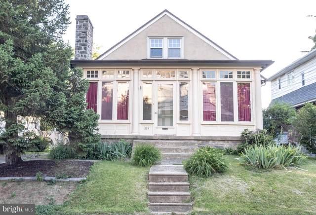 224 Crawford Avenue, LANSDOWNE, PA 19050 (#PADE2001212) :: Talbot Greenya Group