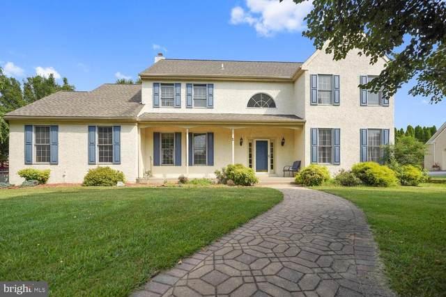 2 Bobtail Run, BROOMALL, PA 19008 (MLS #PADE2001252) :: Kiliszek Real Estate Experts