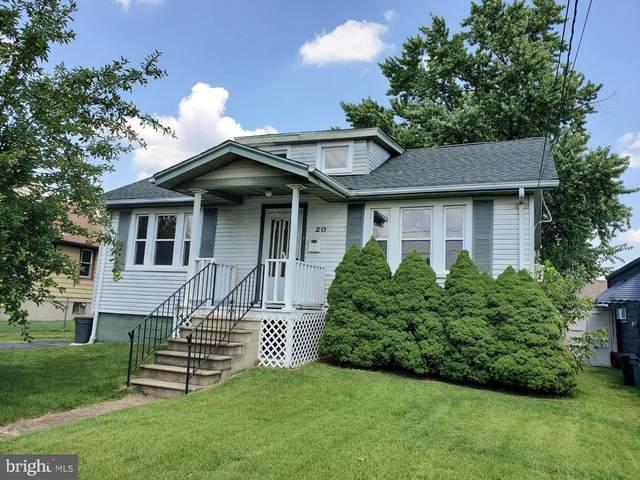 20 Jefferson Avenue, MOUNT EPHRAIM, NJ 08059 (MLS #NJCD2001234) :: Kiliszek Real Estate Experts