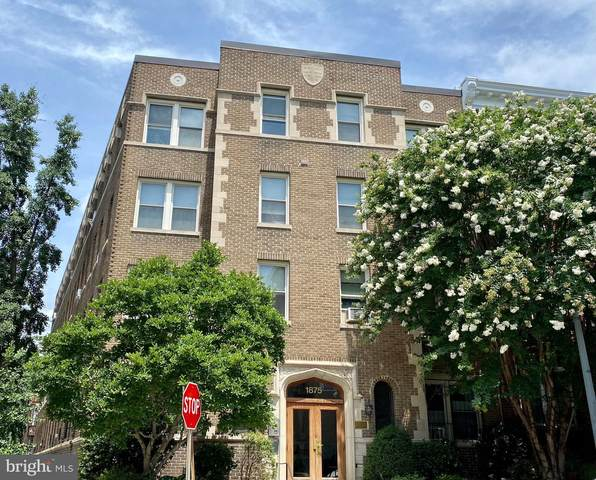 1875 Mintwood Place NW #25, WASHINGTON, DC 20009 (#DCDC2002326) :: The Miller Team