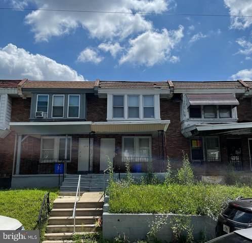 6231 N Gratz Street, PHILADELPHIA, PA 19141 (#PAPH2005590) :: Lee Tessier Team