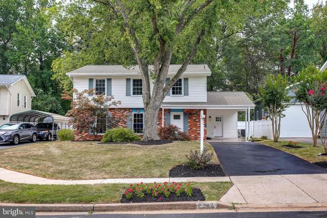 2247 Time Drive, GAMBRILLS, MD 21054 (#MDAA2001956) :: Charis Realty Group