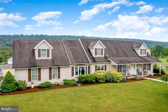 402 Timber Circle, NEW BLOOMFIELD, PA 17068 (#PAPY2000096) :: The Craig Hartranft Team, Berkshire Hathaway Homesale Realty