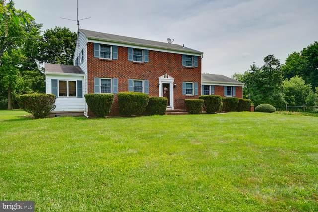 300 Edgebrook Road, ROBBINSVILLE, NJ 08691 (MLS #NJME2001168) :: The Dekanski Home Selling Team