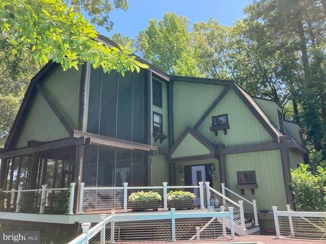 9011 Bozman Neavitt Road, SAINT MICHAELS, MD 21663 (MLS #MDTA2000156) :: Maryland Shore Living | Benson & Mangold Real Estate