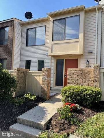 MONTGOMERY VILLAGE, MD 20886 :: Charis Realty Group