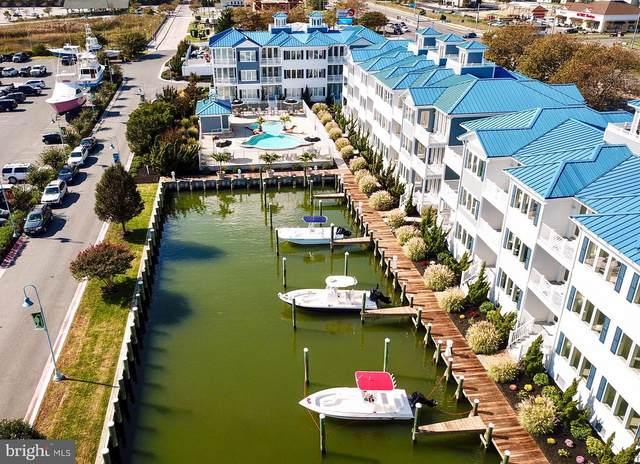 13000 Marina View Lane #22, OCEAN CITY, MD 21842 (#MDWO2000462) :: Atlantic Shores Sotheby's International Realty