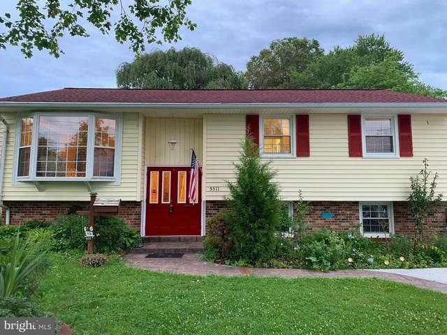 5311 Oldcastle Lane, SPRINGFIELD, VA 22151 (#VAFX2005270) :: Debbie Dogrul Associates - Long and Foster Real Estate