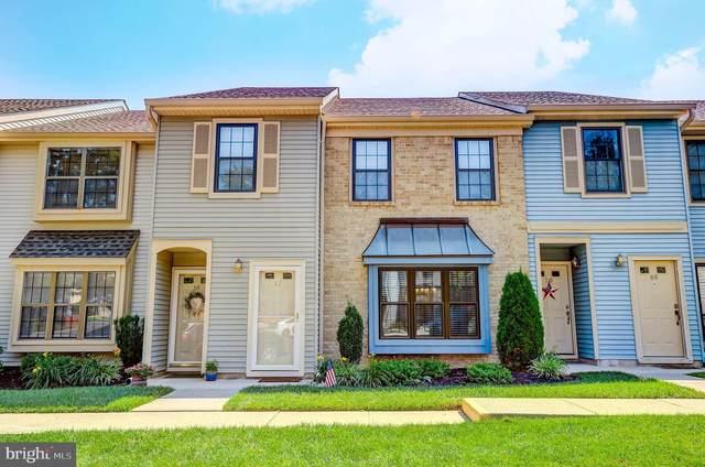 67 Wyndham Place, ROBBINSVILLE, NJ 08691 (#NJME2001358) :: Linda Dale Real Estate Experts