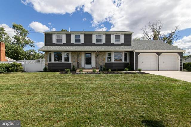 9 Bellows Lane, CHERRY HILL, NJ 08002 (#NJCD2001684) :: Shamrock Realty Group, Inc