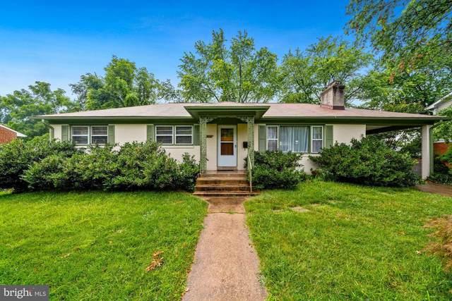 2116 Powhatan Street, FALLS CHURCH, VA 22043 (#VAFX2005548) :: Debbie Dogrul Associates - Long and Foster Real Estate