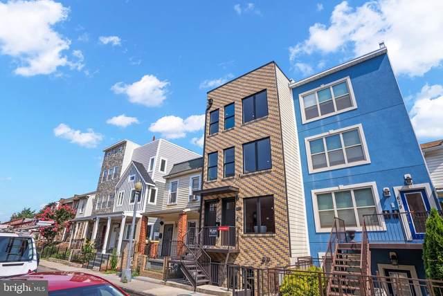 619 1/2 NEWTON Place NW #2, WASHINGTON, DC 20010 (#DCDC2003154) :: Sunrise Home Sales Team of Mackintosh Inc Realtors