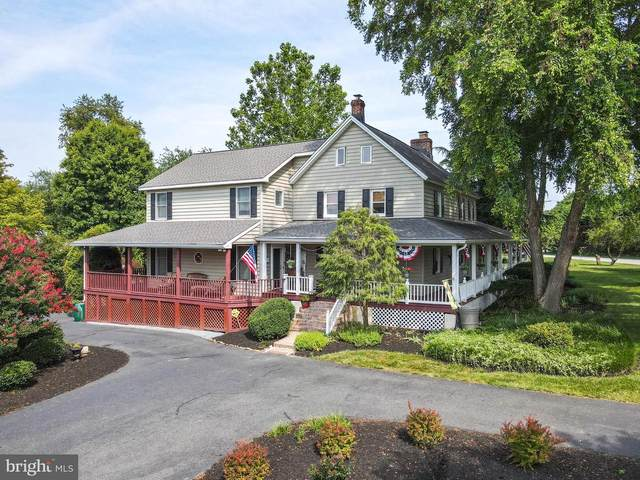 4003 Perry Hall Road, PERRY HALL, MD 21128 (#MDBC2002704) :: VSells & Associates of Compass