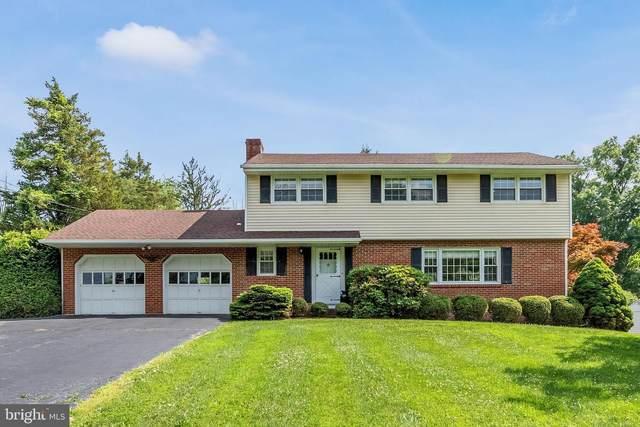 85 Fiddlers Creek Road, TITUSVILLE, NJ 08560 (#NJME2001412) :: Rowack Real Estate Team