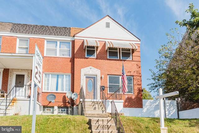 7446 Berkshire Road, BALTIMORE, MD 21224 (#MDBC2002766) :: The Mike Coleman Team