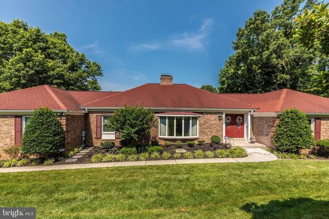 7402 Round Hill Road, FREDERICK, MD 21702 (#MDFR2001480) :: AJ Team Realty
