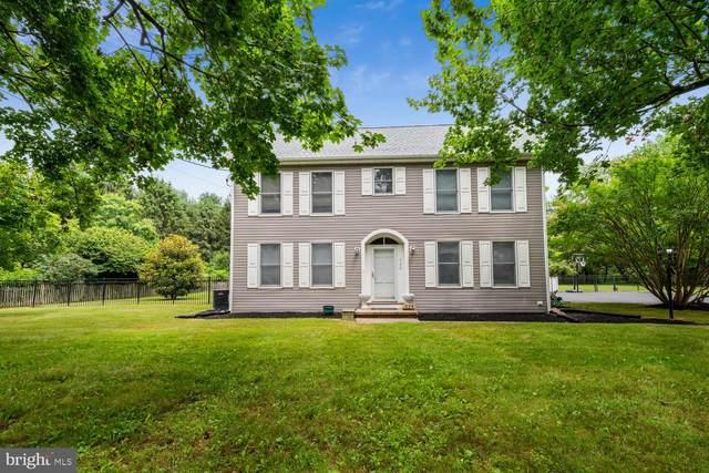 528 Village Rd W, PRINCETON JUNCTION, NJ 08550 (#NJME2001438) :: The Schiff Home Team