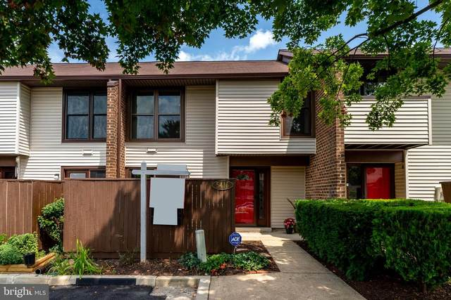 5416 Smooth Meadow Way C308, COLUMBIA, MD 21044 (#MDHW2001290) :: The Vashist Group