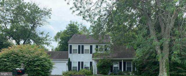 41 Perrine Road, PLAINSBORO, NJ 08536 (#NJMX2000196) :: Rowack Real Estate Team