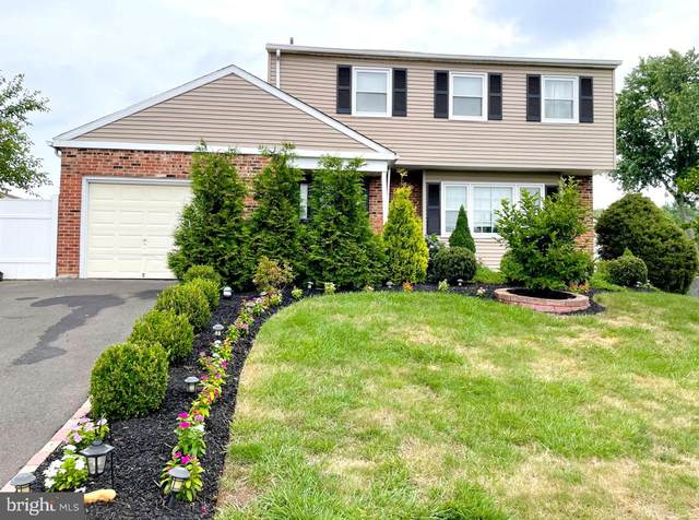 609 Drexel Road, FAIRLESS HILLS, PA 19030 (MLS #PABU2002366) :: Kiliszek Real Estate Experts
