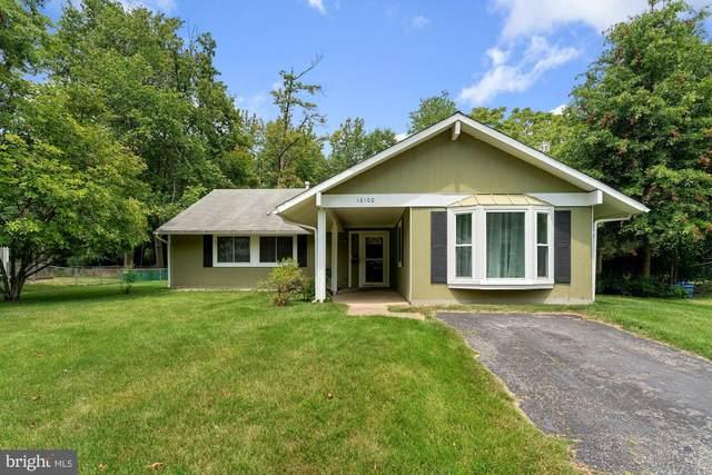 16100 Alderwood Lane, BOWIE, MD 20716 (#MDPG2003070) :: Sunrise Home Sales Team of Mackintosh Inc Realtors