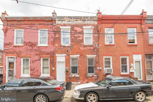 1835 N Mutter Street, PHILADELPHIA, PA 19122 (#PAPH2008196) :: RE/MAX Main Line