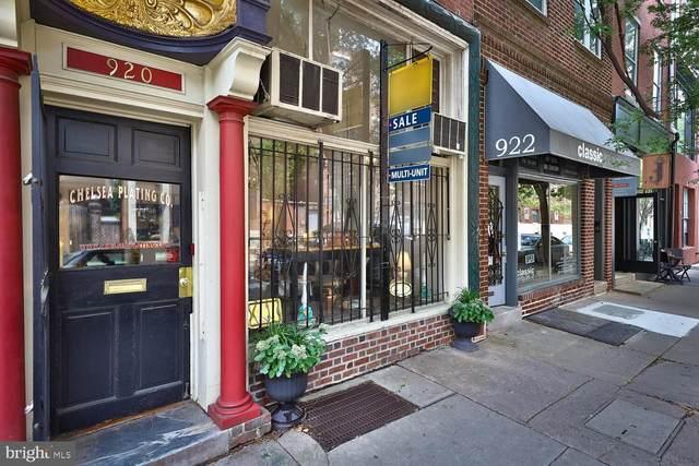 920 Pine Street, PHILADELPHIA, PA 19107 (#PAPH2008342) :: Talbot Greenya Group